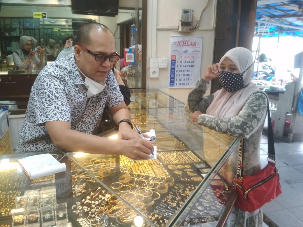 Harga Emas Di Banda Aceh Turun Mayoritas Pembeli Untuk Pernikahan Masakini Co