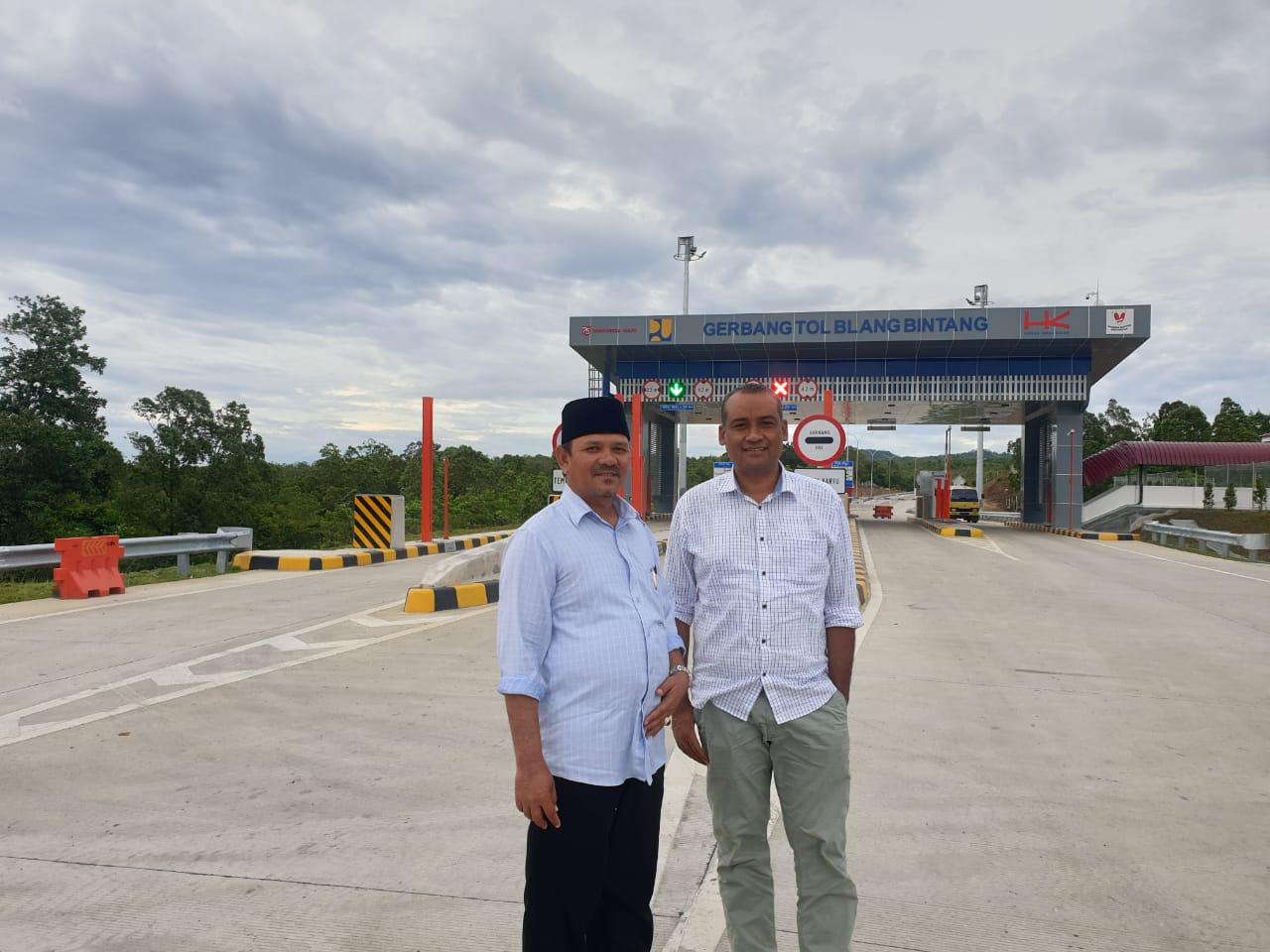 Bupati Aceh Besar Minta Tol Sigli Banda Aceh Digratiskan Masakini Co
