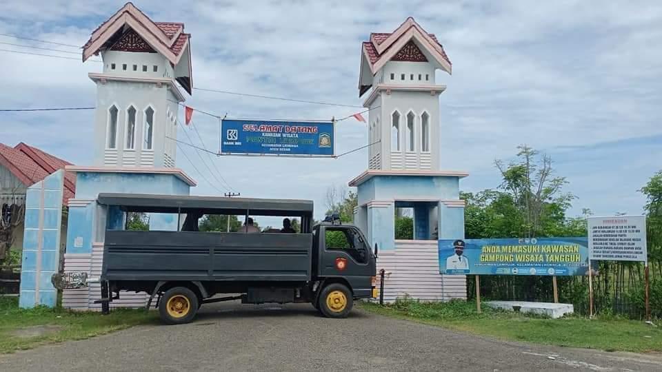 Tanpa Pemberitahuan Lokasi Wisata Aceh Besar Ditutup Masakini Co